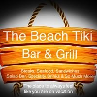 The Beach Tiki Bar & Grill