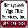 Honeycreek Vigo Title Services, INC.