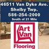 Art Van Flooring Shelby Twp