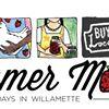 Wednesdays in Willamette Summer Street Market