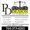 Peniston Deason, Attorneys at Law