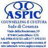Aspic Cosenza Counseling e Cultura