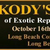 KODY'S EXPO of Exotic Reptiles and Pets