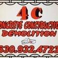 4C Concrete Construction Inc.