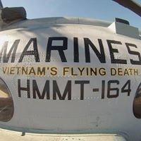 "Marine Medium Helicopter Training Squadron-164 ""hmmt-164"" Knightriders"