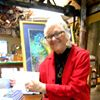 Artist Beverley Elizabeth Taylor