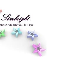 Starbright (crochet accessories & toys)