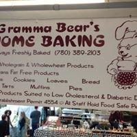 Gramma Bear's Home baking
