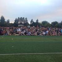 California high football field
