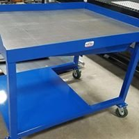 Dan's Custom Welding Tables