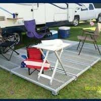 Travel EASY Decks by JnK Innovations, LLC