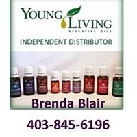 Young Living Essential Oils Distributor Brenda Blair