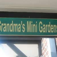 Grandma's Mini Gardens