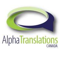 Alpha Translations Canada Inc.