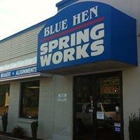 Blue Hen Spring Works Inc
