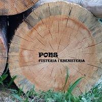 PONS Fusteria i Ebenisteria