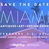 Miami Antiques Art & Design Show