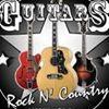 Guitars Rock N Country Bar