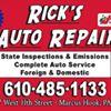 Rick's Auto Repair