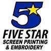 Five Star Screen Printing Plus