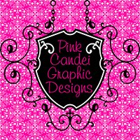 Pink Candei Graphic Designs