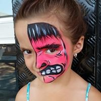 Fascinating Faces Face Painting Mackay
