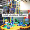 Mini Monsters Soft Play Oakham