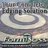 FormBoss Steel Garden Edging