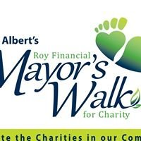 Roy Financial Mayor's Walk for Charity