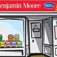 Benjamin Moore Spruce Grove