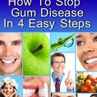 How To Stop Gum Disease in 4 Easy Steps