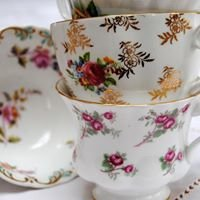 Greenwich Tea Party - Vintage Crockery Hire