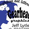 Gearhead Graphics (pinstriping and lettering)