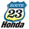 Route 23 Honda