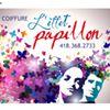 Coiffure L'effet papillon - Manon Savard