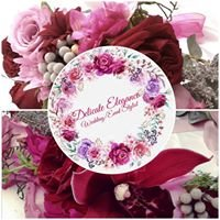 Delicate Elegance - Wedding/Event Stylist