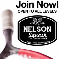 Nelson Squash and Social Lounge