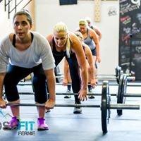 CrossFit Fernie. Mountain Fitness & Athletics