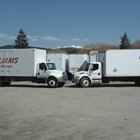 Williams Moving & Storage - Cranbrook & Lethbridge