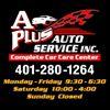 A Plus Auto Service, Inc.