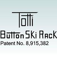 Totti Button Ski Rack