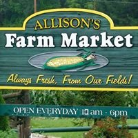 Allison's Farm Market