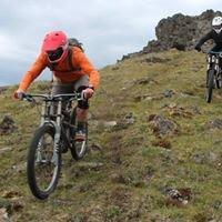 Yukon Heli Biking