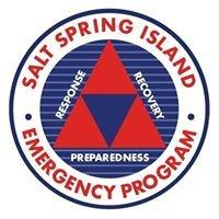 Salt Spring Island Emergency Program
