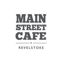 Main Street Cafe' Revelstoke
