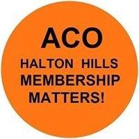 Architectural Conservancy Ontario, Halton Hills