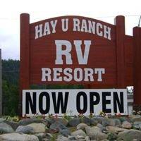 Hay U Ranch RV Resort
