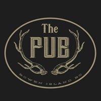 Bowen Island Pub