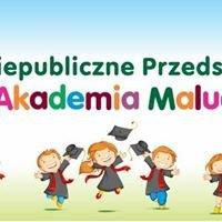 """Niepubliczne Przedszkole """"Akademia Malucha"""" Wielbark"""