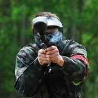 Mountain Paintball by Unlimited Canmore Adventures